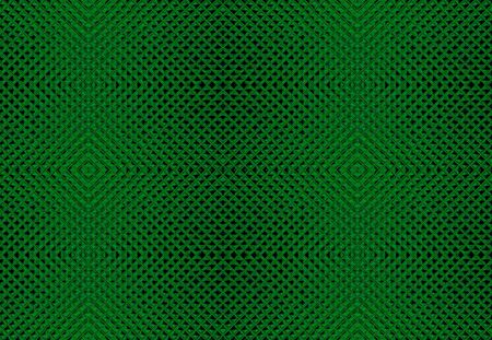 Abstract Green Tiles Background photo