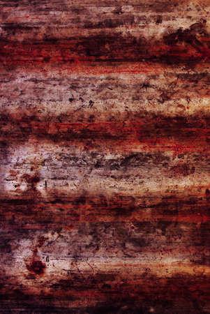 rusty corrugated iron metal texture photo