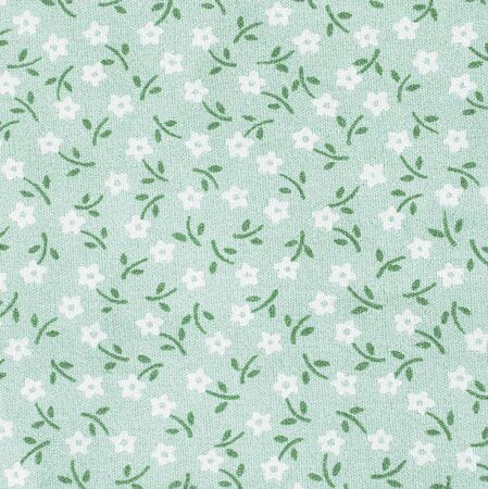 sateen: floral pattern background Stock Photo