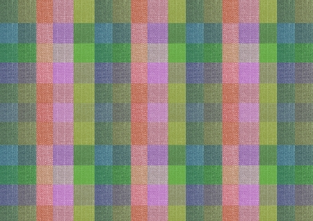 Seamless fabric pattern background photo