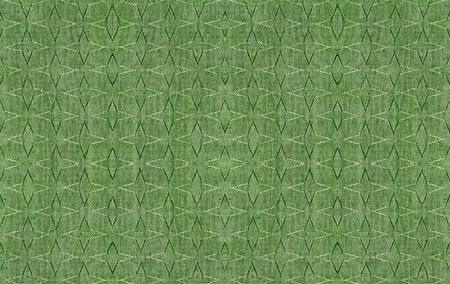 filling line: green fabric texture background