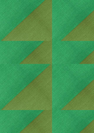 abstract green textile background