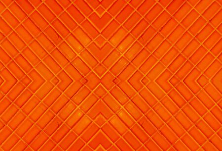 tiled: orange tiled used for background