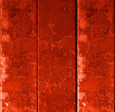 red metal: grunge red metal plate texture Stock Photo