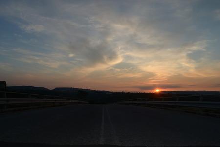 afterglow Archivio Fotografico - 120762671