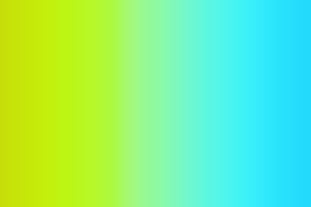 Gradient of bright colors ranging from green to blue. Multicolored fluid forms for web and mobile applications, social media,
