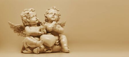 Cherubs putti angels