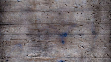 Texture of a concrete wall.Concrete wall texture with wooden pattern. 版權商用圖片