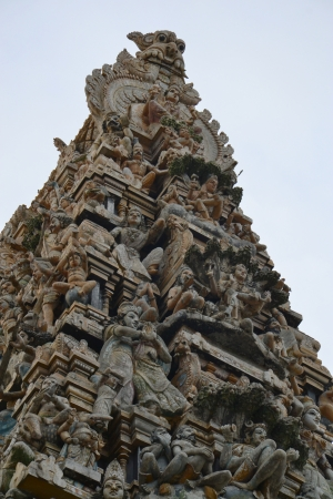 Buddha in the temple Sri Lanka photo
