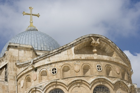 church of the holy sepulchre: the curch of holy sepulchre