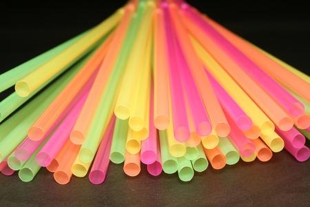 drinking straw: colorfull drinking straw