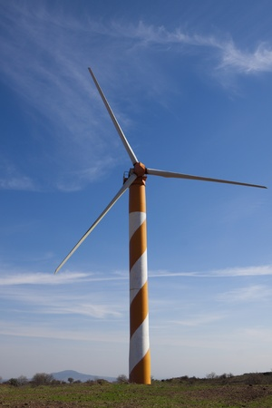 electricity generator: wind mill environment clean electricity generator