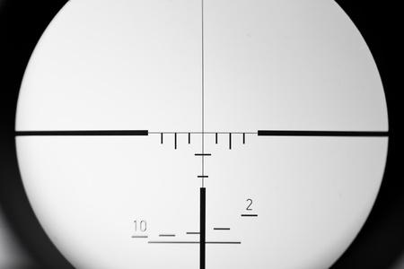 snajper: rzeczywisty zakres snajper widok widok