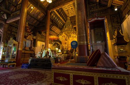 thong: Wat Chom Thong Chiangmai, Thailand. Editorial
