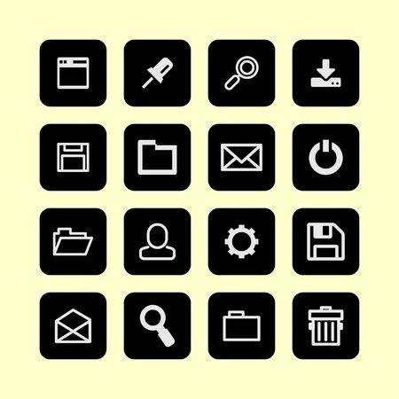 interface web: