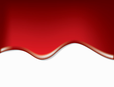 blood dripping: Dripping red blood background. Vector illustration