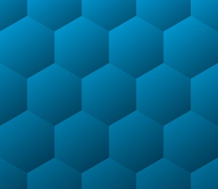 luminosity: Blue medical abstract geometric background. Seamless. Vector illustration Illustration