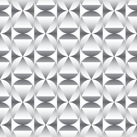grey pattern: Seamless abstract grey and white texture pattern. Vector illustration Illustration