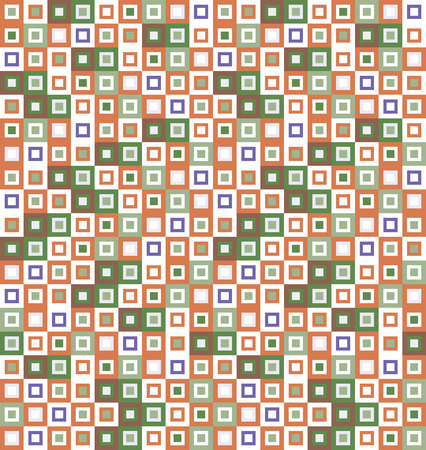 coloful: Abstract coloful seamless texture pattern from sqaures. Vector illustration