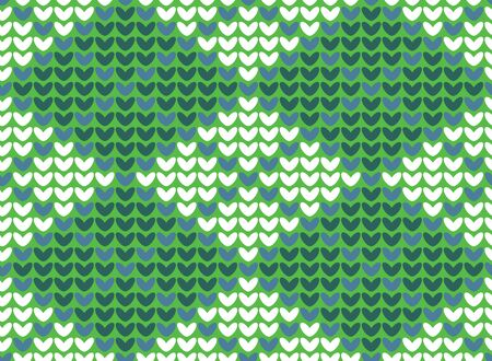 cardigan: Seamless argyle background pattern in pastel green colors. Vector illustration