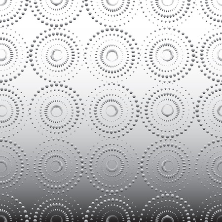 rounds: Vector illustration of seamless background with rounds