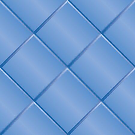 sin problemas de fondo para el suelo o la pared con cuadrados. ilustración vectorial