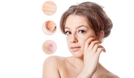 Concept of skincare