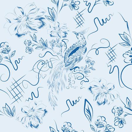 textured backgrounds Stock Illustratie