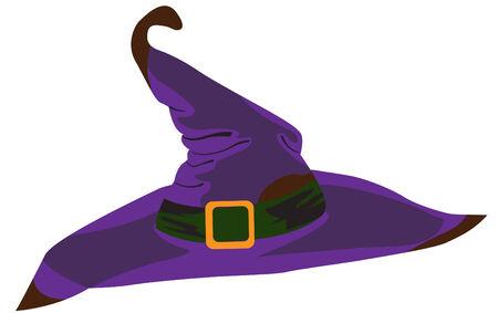 Hexe hat