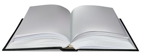 Open boek Stockfoto - 8190692