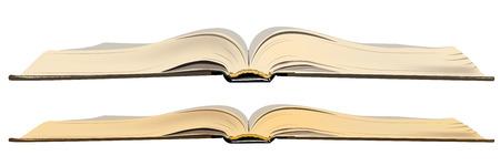 Set Open book
