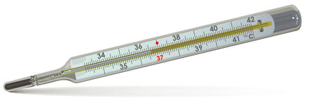 The medical thermometer
