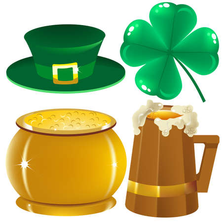 Set Saint Patrick