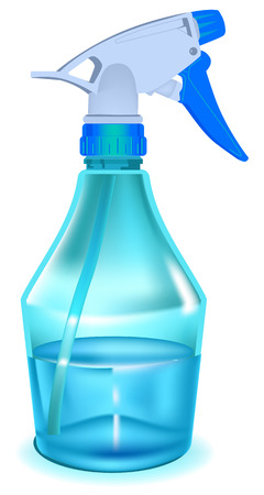 Blau sprayer
