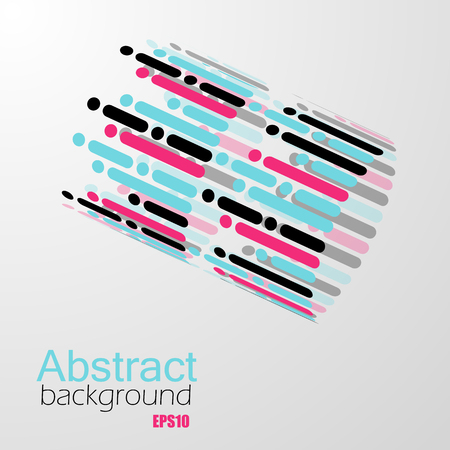 Modern Abstract Background.Vector illustration.