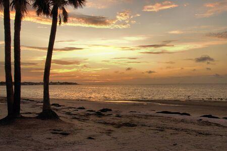 tampa bay: Florida Sunrise