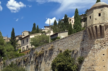 spello: Spello beautiful medieval resort Editorial