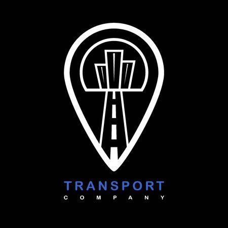 輸送の会社のロゴ