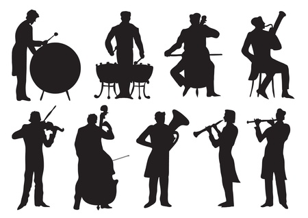 musical instruments: Classic musicians