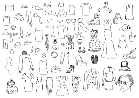 Clothes Signs Vector