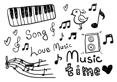 jazz time: Music Sketches