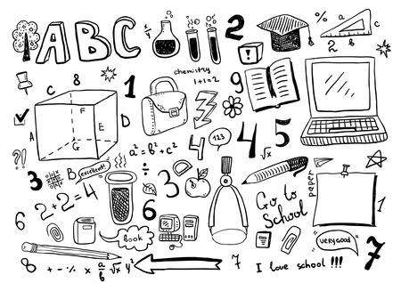 School concept elements