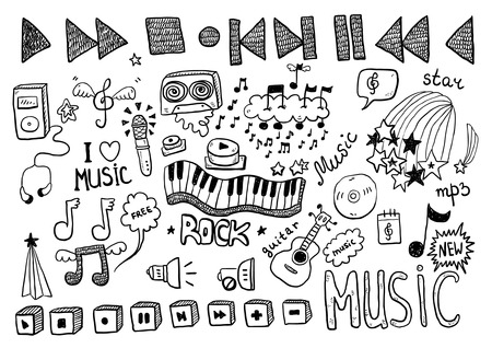 Music Signs Vector