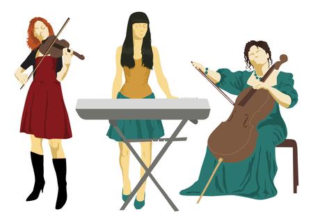 chambers: Musicians