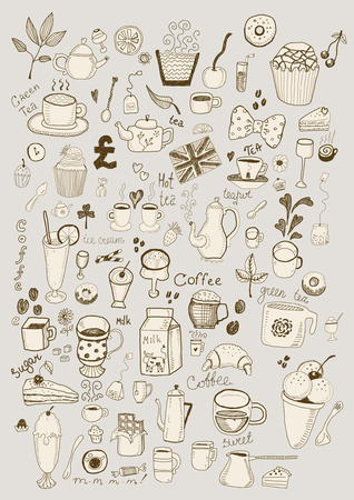 coffee bag: Desserts collection