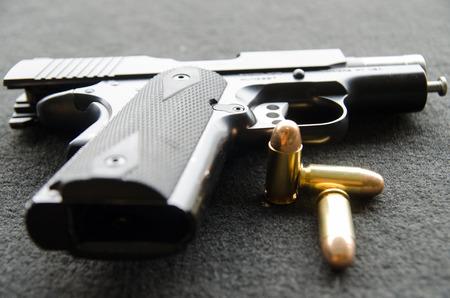 automatic  short gun