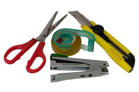 the equipment: office equipment Stock Photo