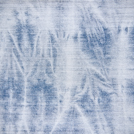 bleached: Bleached Blue Jean Fabric Texture Background