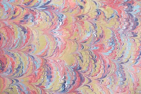 marbled: Marbled paper artwork background