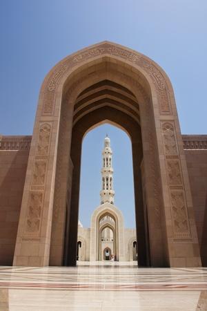 Oman: Muscat - Oman, Sultan Qaboos Grand Mosque
